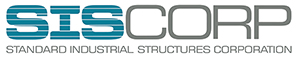 SISCORP | Standard Industrial Structures Corporation Sticky Logo
